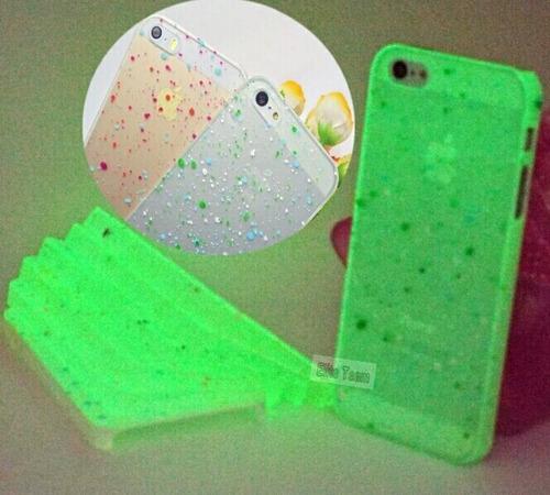 cubierta luminosa  protectora para iphone 6s