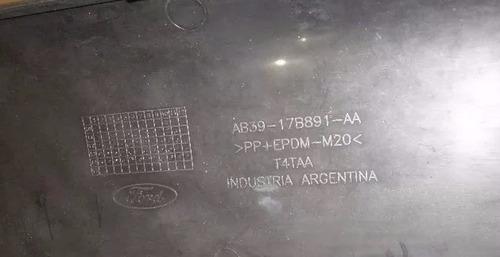 cubierta moldura inferior paragolpe ranger 2012 orig ford