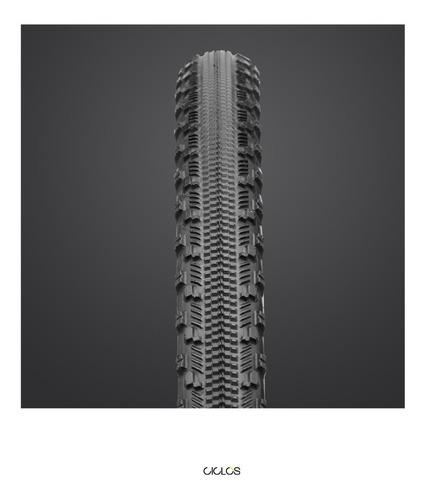 cubierta mtb vee rubber 26 x 2.0 semi slick 72tpi - ciclos