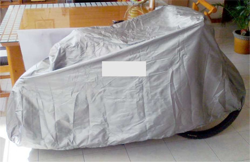 cubierta o funda protectora para bicicletas coverbike