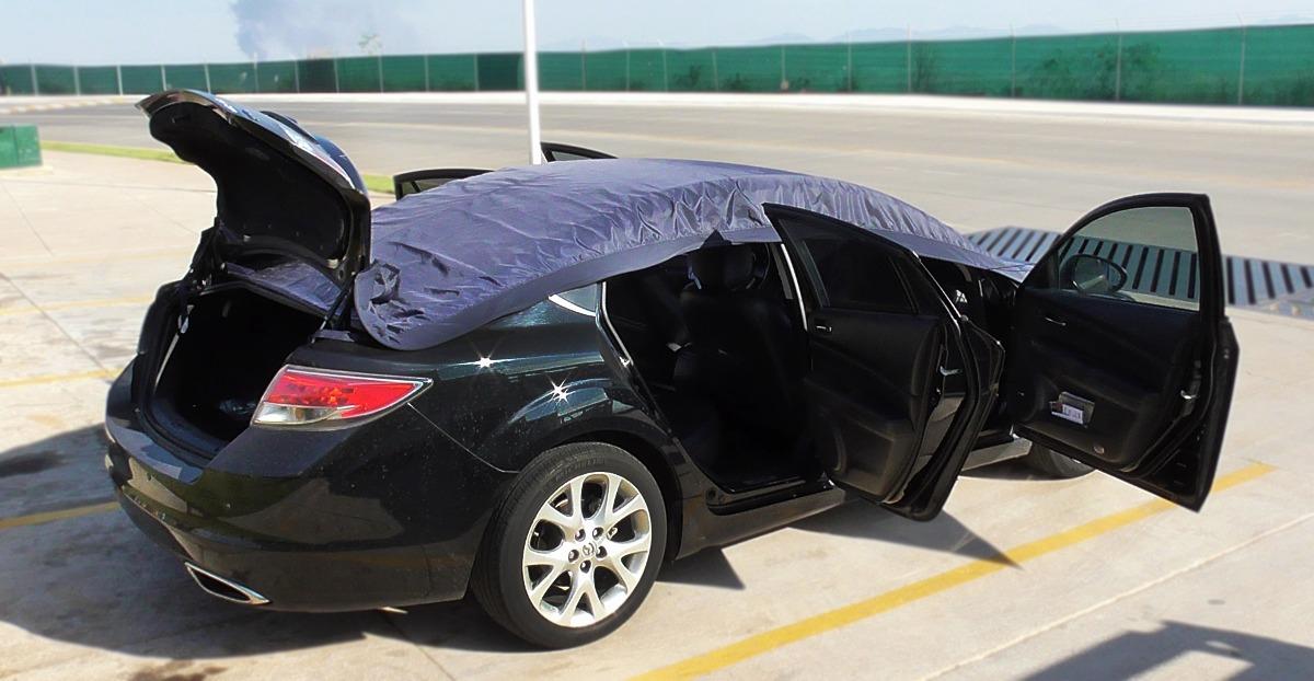 Cubierta para auto funda para carro tapa car 1 en mercado libre - Fundas para auto ...