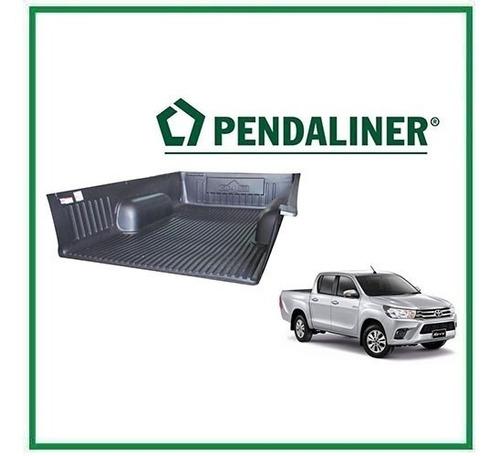 cubierta para batea pendaliner hilux doble cabina