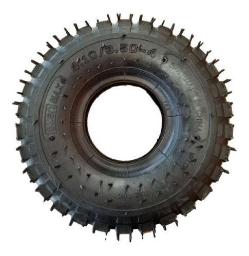 cubierta para rueda neumatica 4.10-3.50-4 6 telas reforzada
