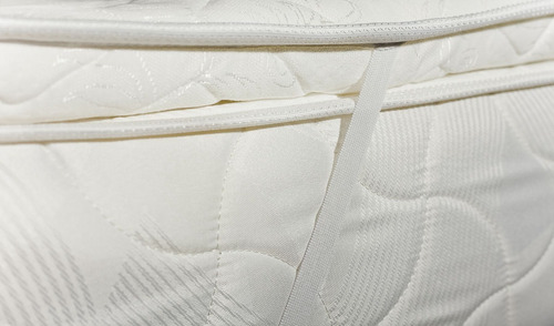 cubierta pillow pad 200x200 renueve su colchón actual