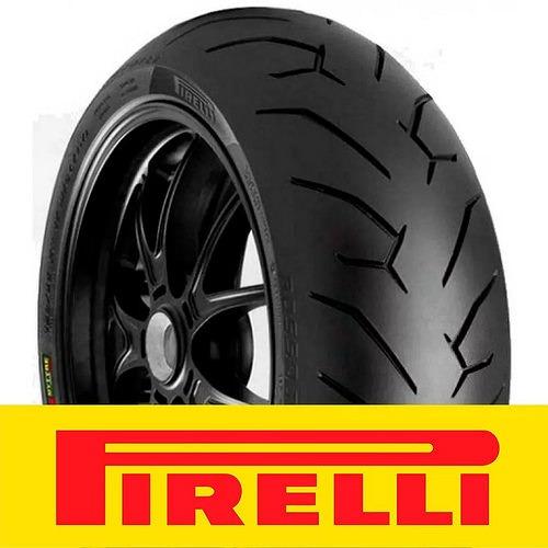 cubierta pirelli 140 60 17 diablo rosso 2 rouser ns 200 anch