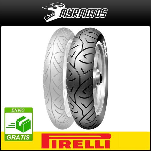 cubierta pirelli 17 - 130/70 sport demon - cbx ns200 fazer