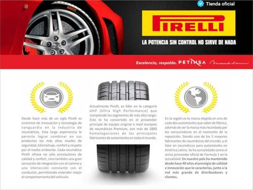 cubierta pirelli 225/55 r16 95w run flat p7 cinturato