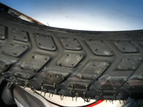 cubierta pirelli mt 60 110/90/17 honda bross/xlr y otras