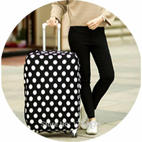 cubierta protectora para equipaje- maleta estira talla-s,m,l