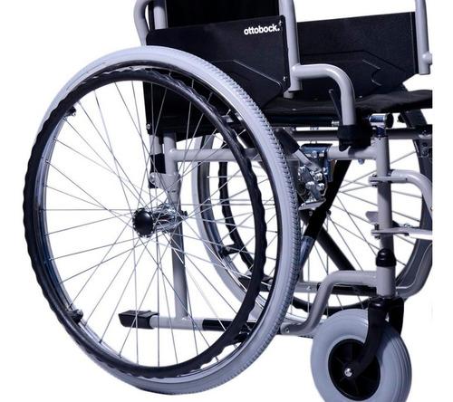 cubierta pu maciza para silla de ruedas otto bock 24x1 3/8