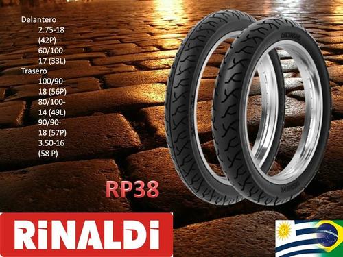 cubierta rinaldi rp38 250 x 17 px fair c110 zanella