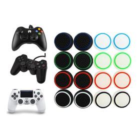 Cubierta Stick Goma Palanca Jostick Colores Xbox Ps4ps3