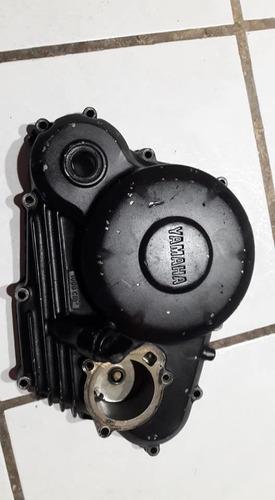 cubierta tapa de clutch izquierda motor fz 16
