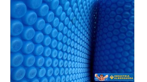 cubierta térmica para alberca m2