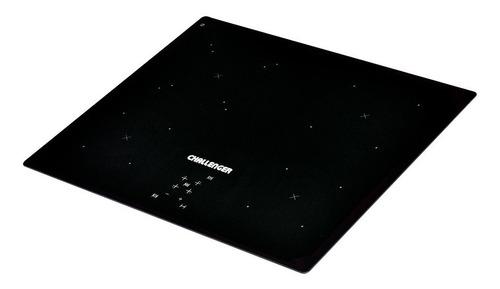 cubierta vitroceramica 60cm 4 puestos challenger sl6059