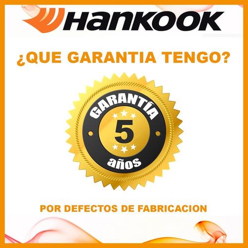 cubiertas 175/70/14 hankook kit x 2 + envio + cuotas