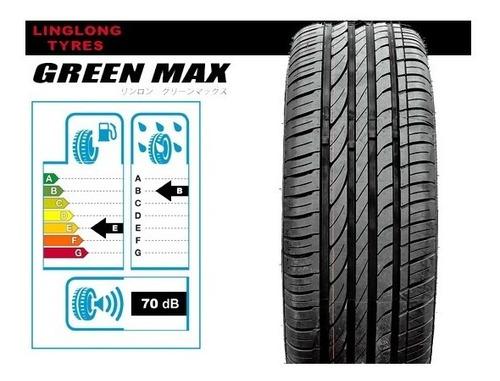 cubiertas 215/55/16 greenmax kit x 2 + envio + cuotas