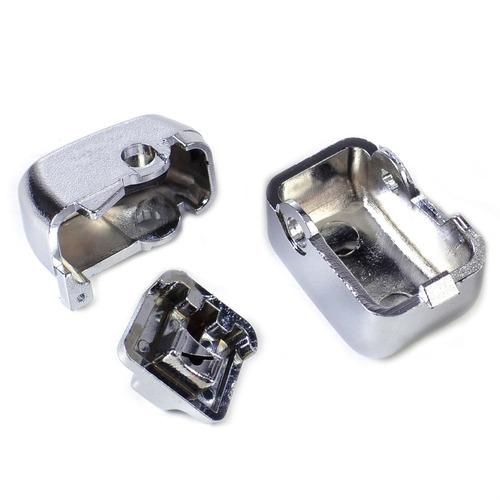 cubiertas cromadas switches mandos botones harley electra