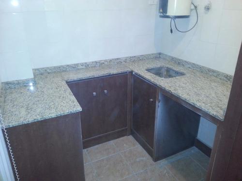 cubiertas de cocina en granito o cuarzo