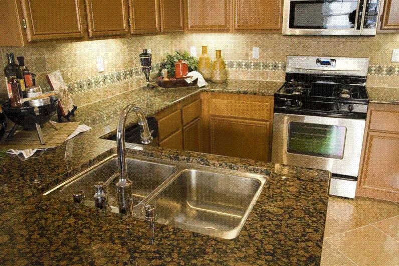 Cocina cocinas granito las mejores ideas e for Cocinas en granito natural
