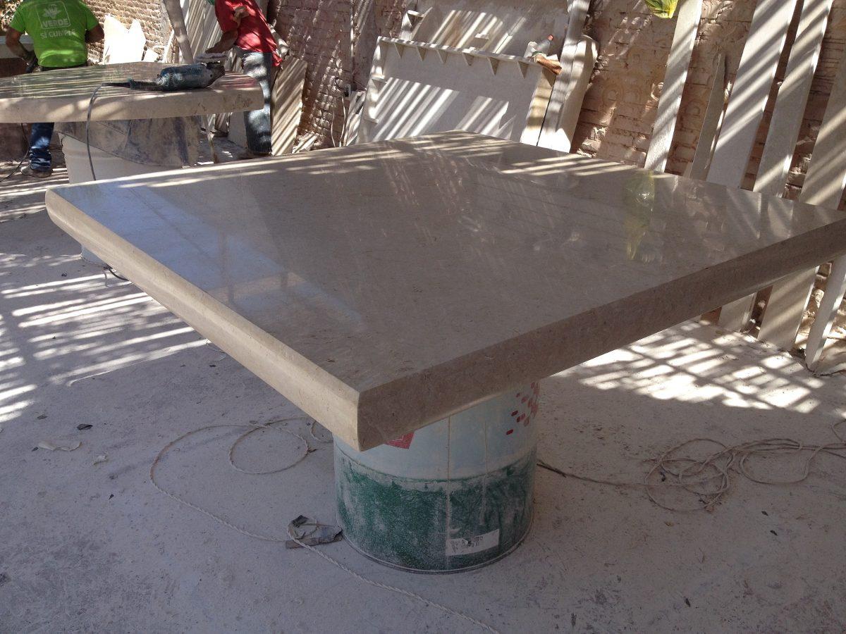 Cubiertas De Marmol Para Comedor Y Mesas De Centro - $ 4,550.00 en ...