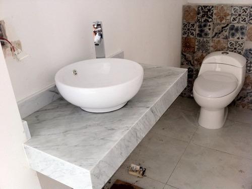 cubiertas en granito ,cuarzo mármol