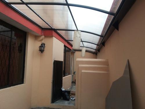 cubiertas estructurales con policarbonato y pergolas $45