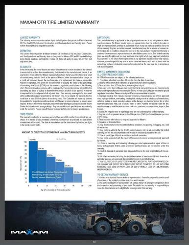 cubiertas industriales maxam 5.00-8 ms801 10pr autoelevador