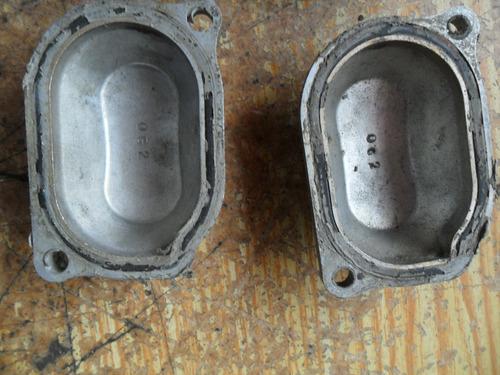 cubiertas laterales yamaha virago 500cc