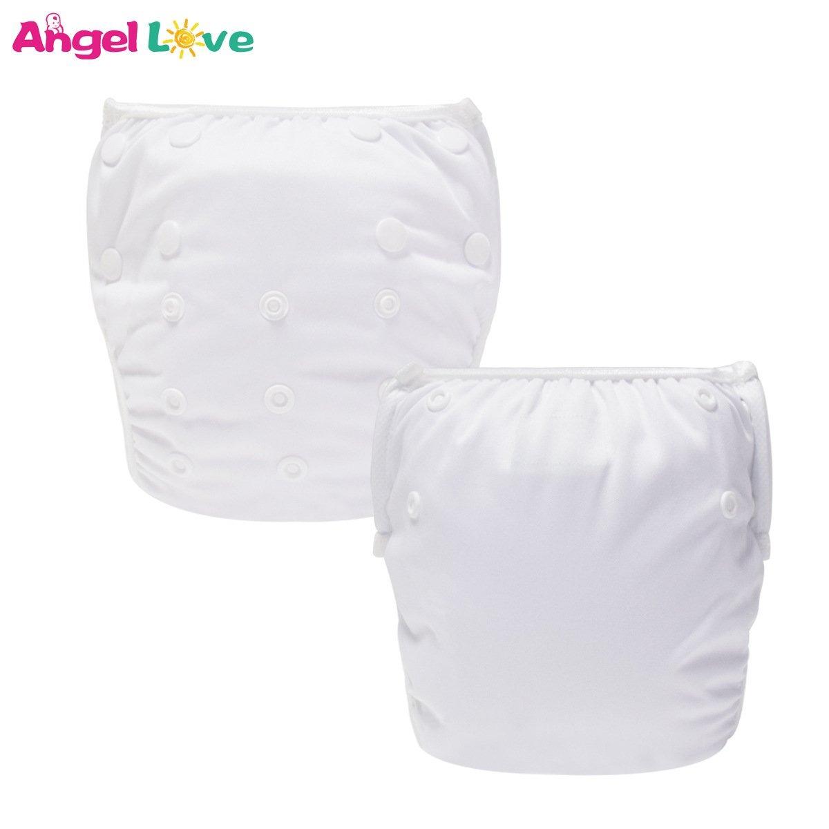 Cubiertas Pañales De Natación Paquete De 3 Angel Love Ba ...