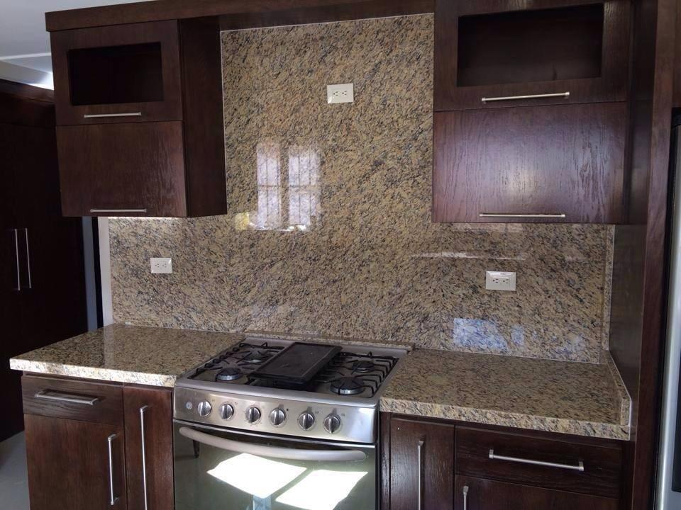 Cubiertas para cocina en granito marmol o cuarzo for Cubiertas de granito precios