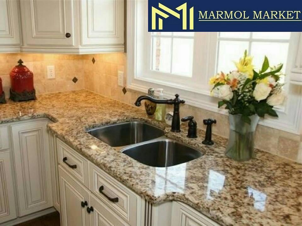 Cubiertas para cocinas granito marmol y cuarzo 2 800 for Costo del granito para cocina
