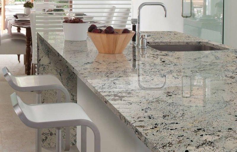 Cubiertas para cocinas granito marmol y cuarzo 2 800 for Granito marmol cuarzo