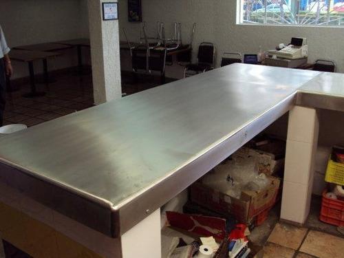 cubiertas para cocinas integrales