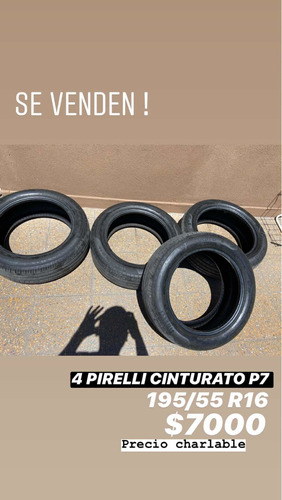 cubiertas pirelli cinturato p7