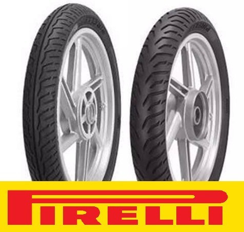 cubiertas pirelli new titan 150 sin cam city dragon - sti