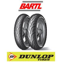 Cubierta Moto 140/70-17 Dunlop Gt501 Motard Cbr Rx250 Ninja