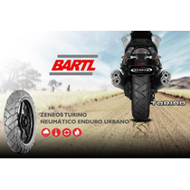 Cubierta Moto 160/60-17 Zeneos Turino Enduro Mixto