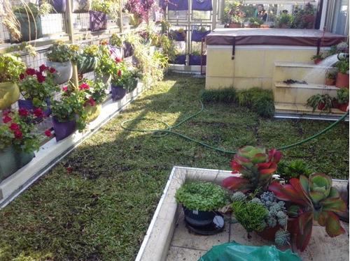 cubiertas verdes, techos verdes naturales impermeabilizacion
