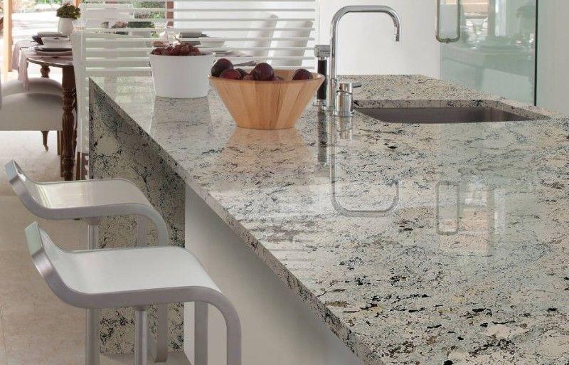 Cubiertas y barras de granito para cocina en - Encimeras para cocinas ...