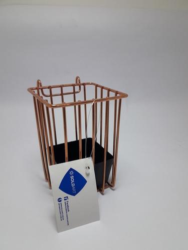 cubiertero chico - cobre soldart