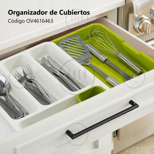 cubiertero extensible organizador de cubiertos acc cocina pc