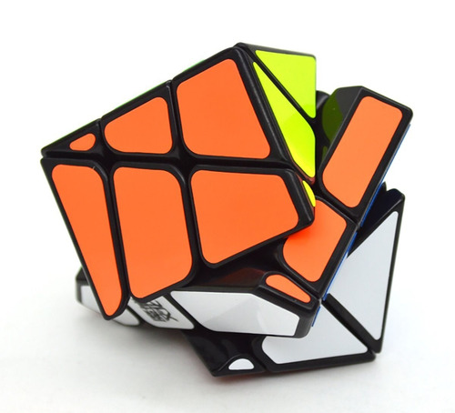 cubo 3x3x3 ghost de moyu