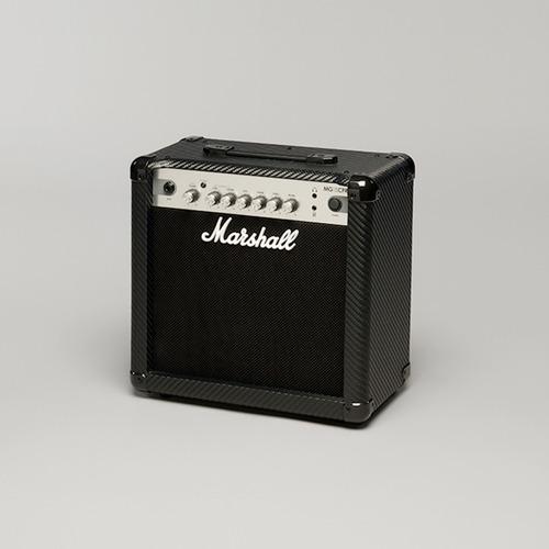 cubo amplificador mg 15 cfr marshall com reverb - 110v