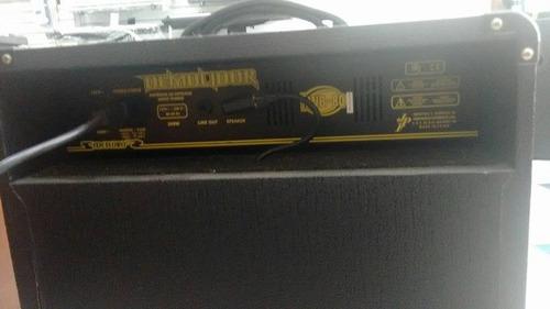 cubo amplificador para contra baixo meteoro demolidor fwb-80