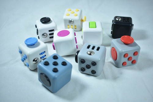 cubo anti-stress fidget