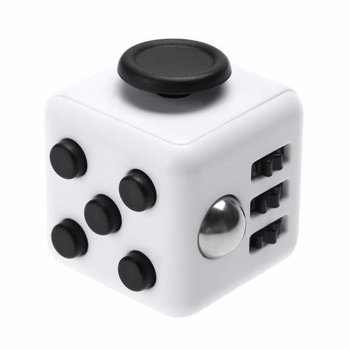 cubo anti stress fidget cube ansiedad -tipo spinner