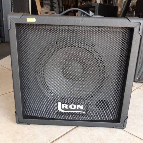 cubo baixo iron 100 cb wr audio