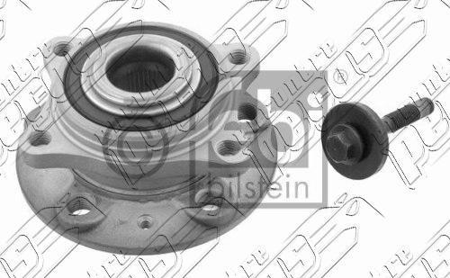 cubo c/ rolamento roda dianteira volvo s60/s80/v70 ii