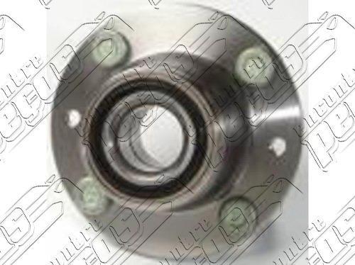 cubo c/ rolamento roda traseira volvo 850/s/c/v70
